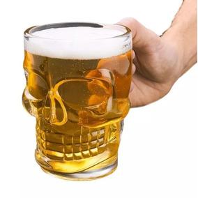 b2bad3dc9 Caneca Cerveja Chopp Barrel De Vidro 500ml no Mercado Livre Brasil