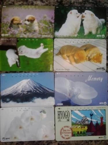 loucura 200 cartões tel. variados diferentes(alguns do japão