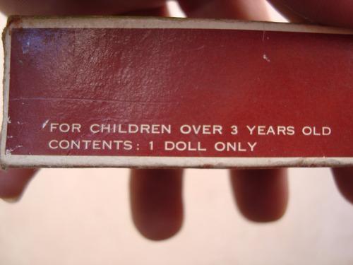 louie walt disney toy muñeco original en su caja