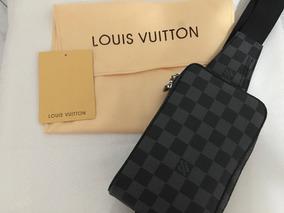 711b3aa7d Bolsa Louis Vuitton Replica Parana Curitiba - Bolsas de Couro Cinza ...