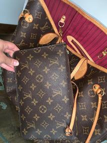 7edf204ad Bolsos Louis Vuitton Baratos - Bolsas Louis Vuitton Marrón oscuro en  Distrito Federal en Mercado Libre México