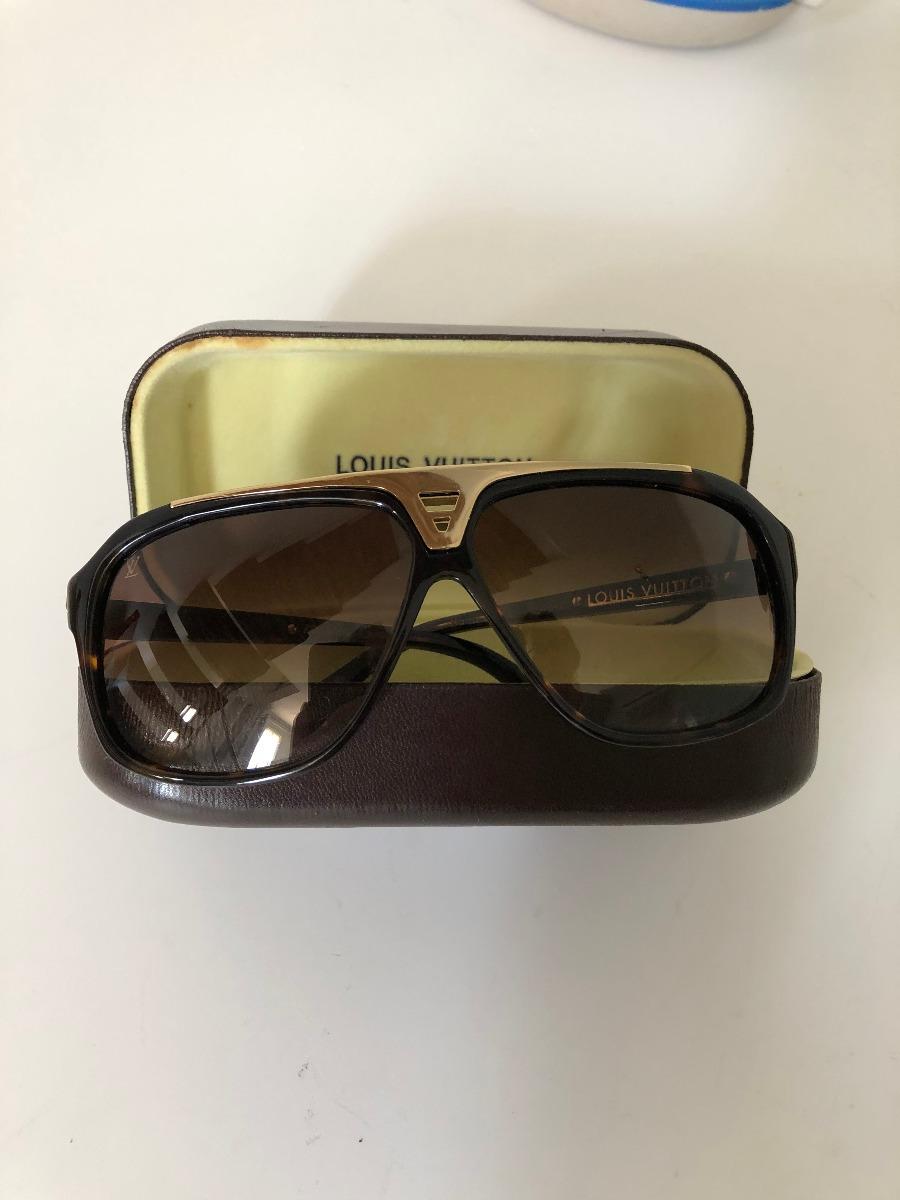 42112579c Óculos De Sol Louis Vuitton Evidence Autentico( Unissex) - R$ 528,00 ...