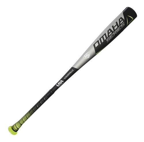 louisville slugger omaha bat béisbol 2 5/8 -10 30/20 usa