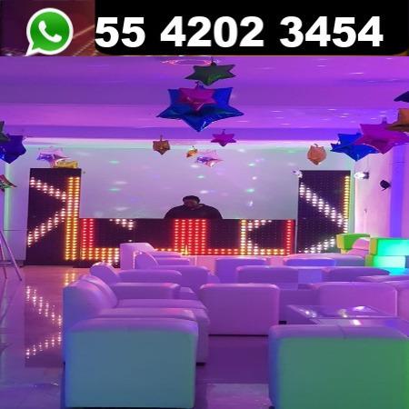 lounge fiesta renta salas