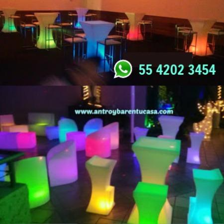 lounge fiestas renta salas