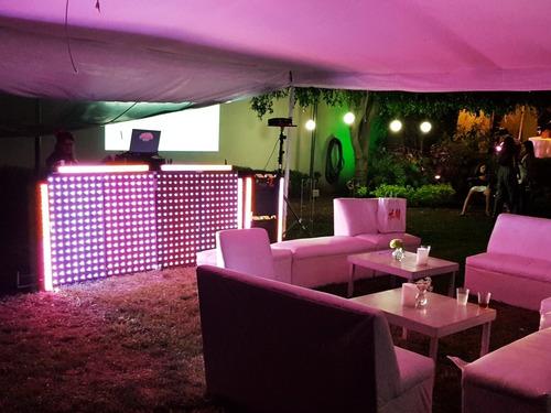 lounge, servicio renta salas