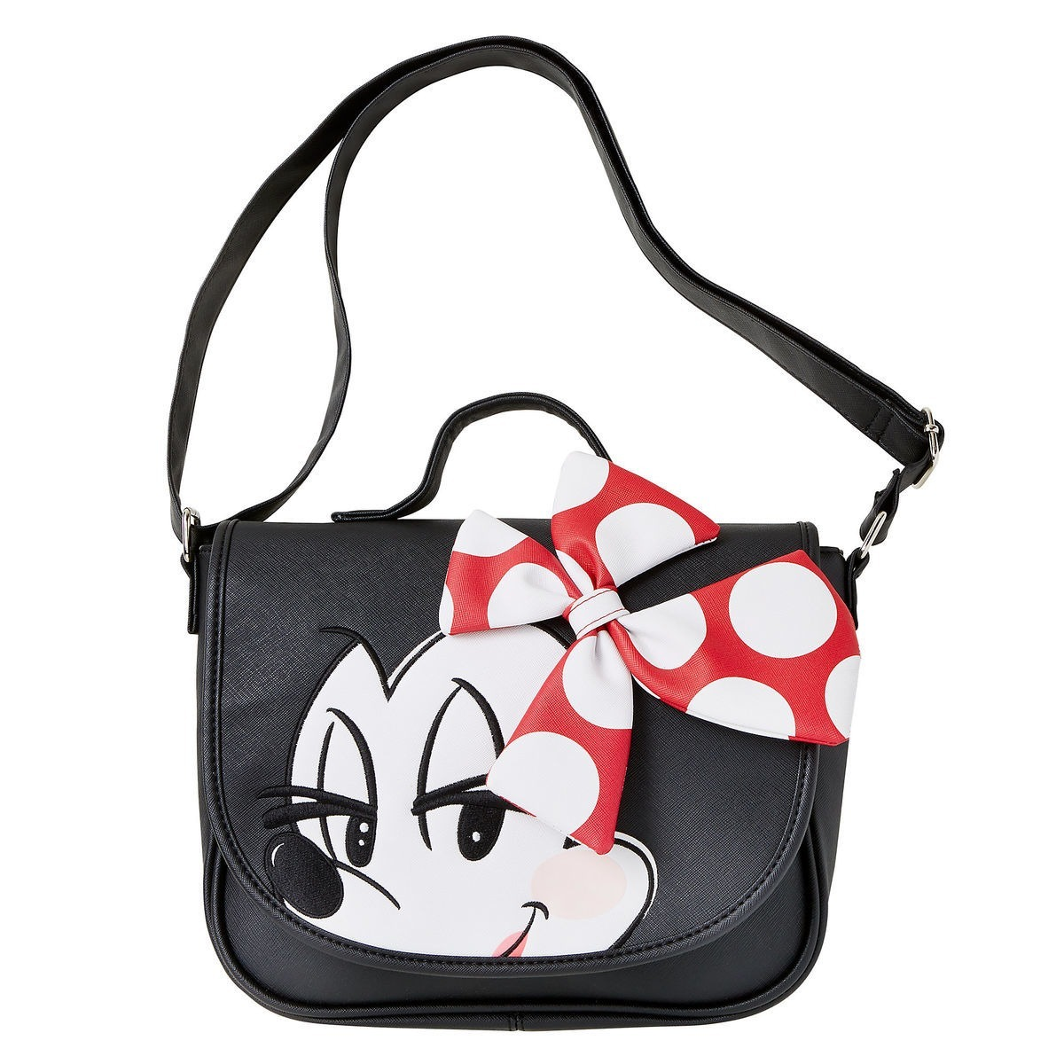 zoom Cargando 2018 bolsa mouse minnie loungefly disney crossbody q0T0wH