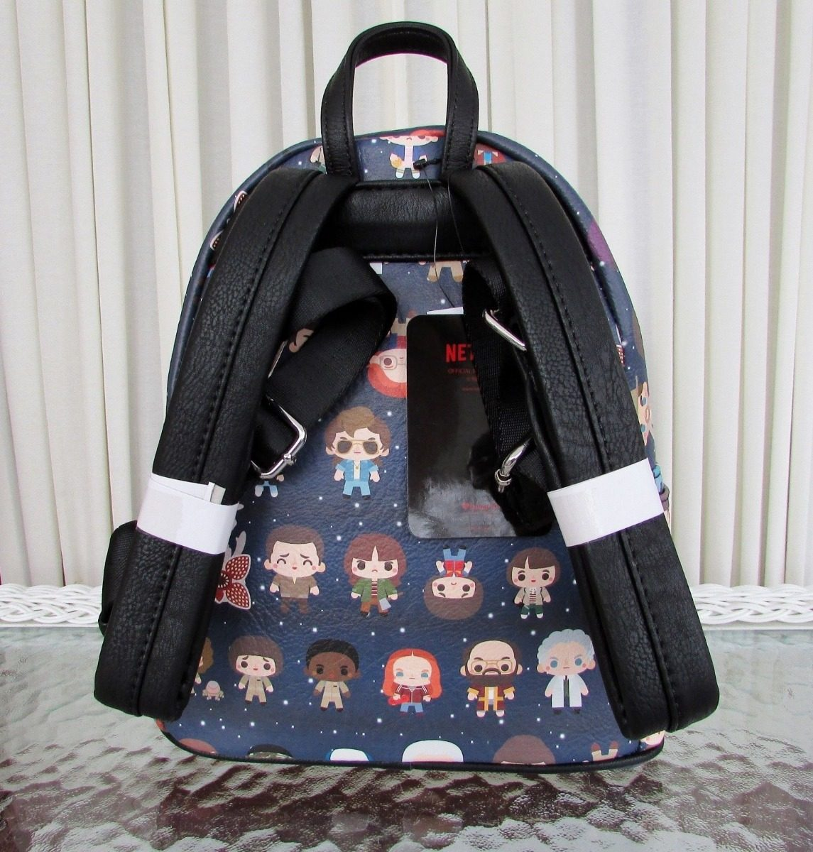 Stranger Things Character Mini Backpack - Math Action