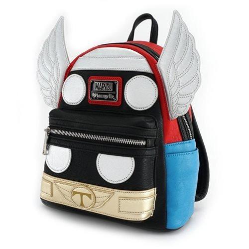 loungefly x marvel thor ragnarok mini mochila