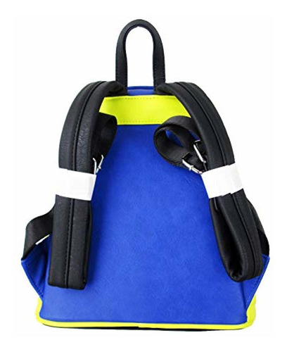loungefly x x-men cyclops mini backpack