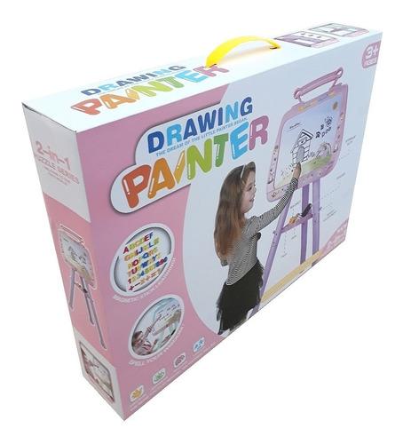 lousa cavalete pintura