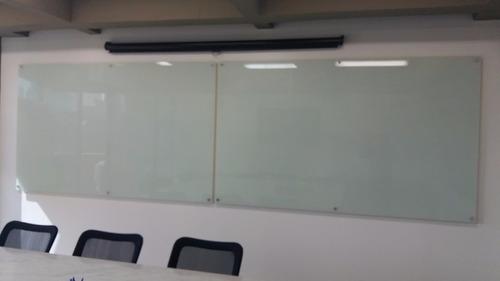 lousa de vidro impecável