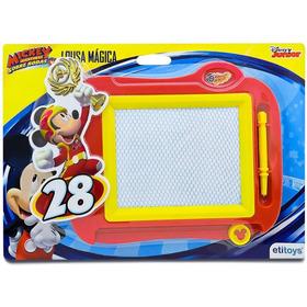 Lousa Mágica Infantil Mickey Disney Junior - Aventuras