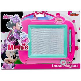 Lousa Mágica Minnie Mouse Com Caneta Disney Junior