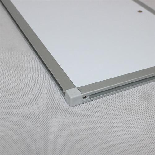 lousa quadro branco magnetico aluminio 30x20 suporte caneta