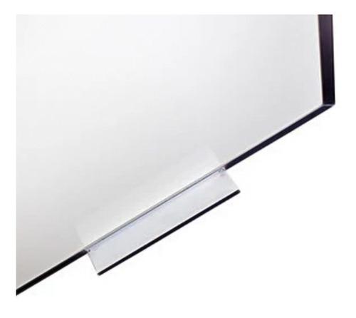 lousa quadro branco mold alumínio 90x60 8 marcadore apagador