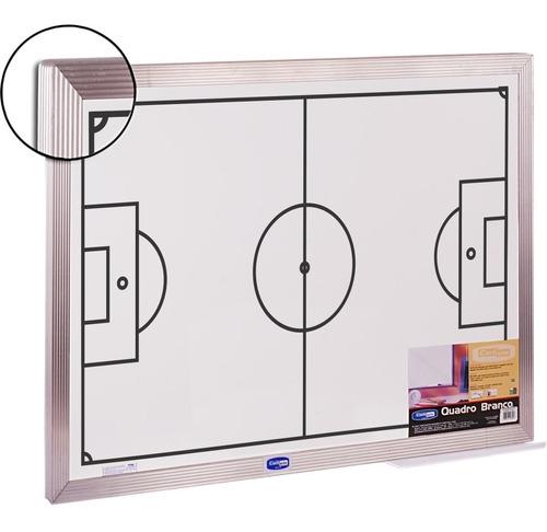 lousa quadro de futebol magnetico prancheta campo tatico