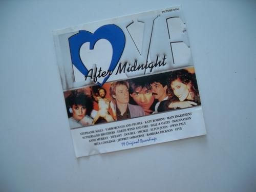 love after midnight - cd importado uk