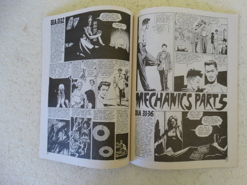 love and rockets nº 3! eitora record 1992!
