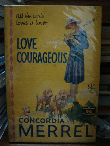 love courageous. concordia merrel