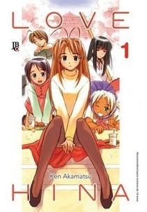 love hina - manga - jbc