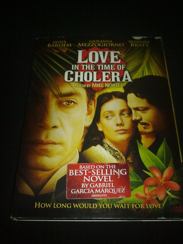 love in the time of cholera / javier bardem