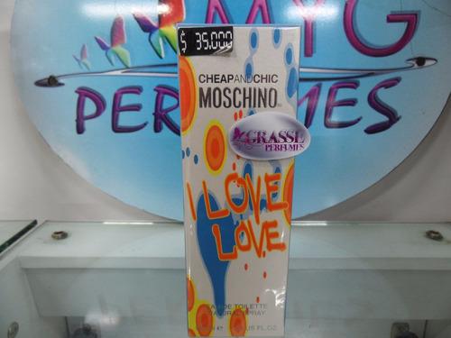 love love moschino 100ml