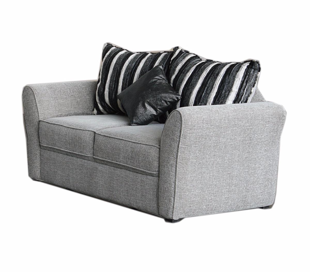 Love Seat Zebra Fabou Muebles Moderno 2 Plazas 2 699 00 En  # Moka Muebles Ocotlan