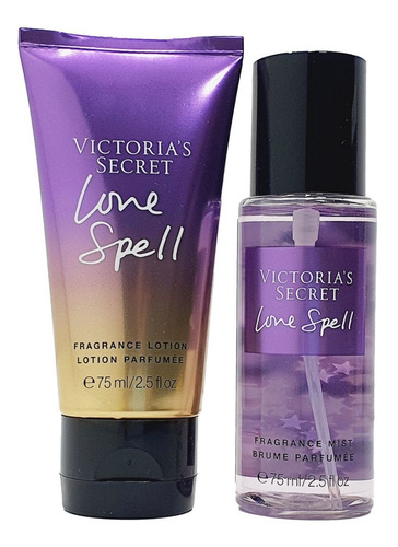 love spell victoria's secret kit de regalo