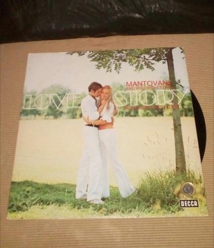 love story - lp - vinilo doble - un tesoro musical