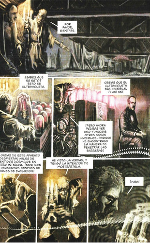 lovecraft horror dunwich - sabueso antologia grafica comics