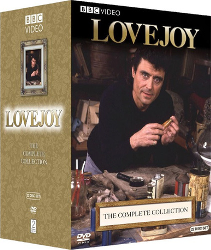 lovejoy love joy la serie completa coleccion dvd