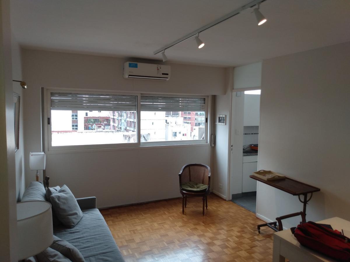 lovely 2 room apartment in barrio norte neighbourhood! near  teatro colón and many parks.
