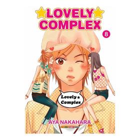 Lovely Complex - Panini - Volumes Variados - Não Temos Todos