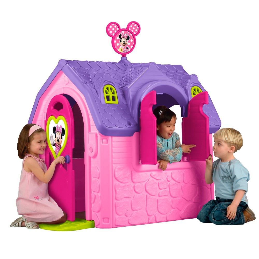Lovely House Minnie Mouse - $ 4,599.99 en Mercado Libre