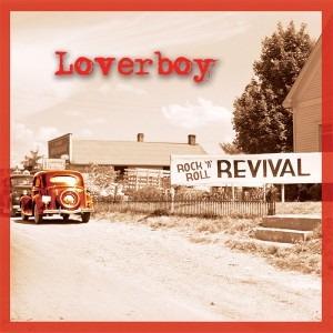 loverboy - rock ¿n¿ roll revival   - cd's