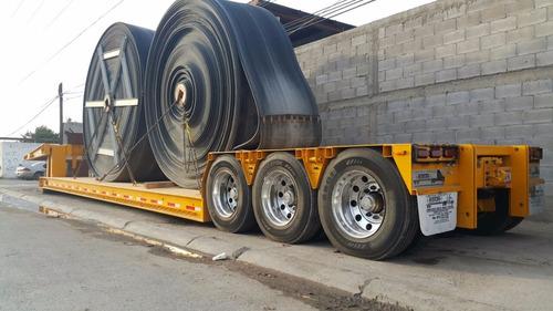 lowboy 60 ton renteria 2018 cama util 31 pies precio neto