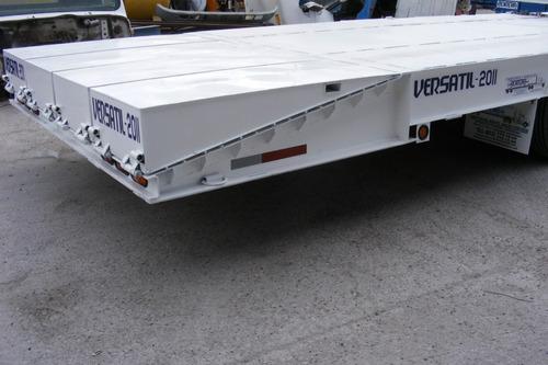 lowboy cama baja versatil 2017 35 toneladas precio neto