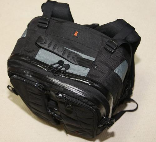 lowepro vertex 200 aw morral  para cámaras profesionales