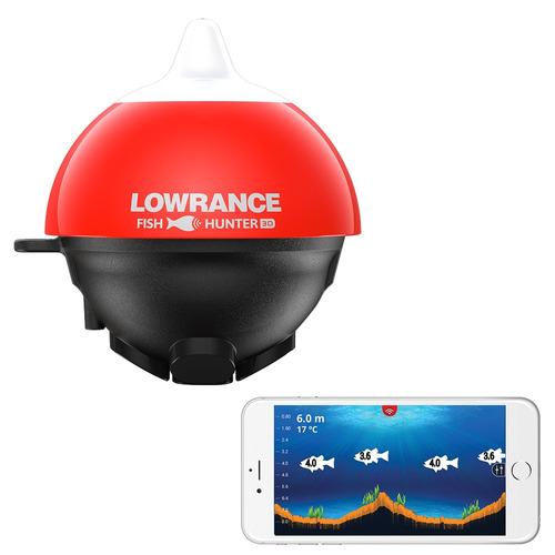 lowrance fishhunter 3d castable sonar w wi fi