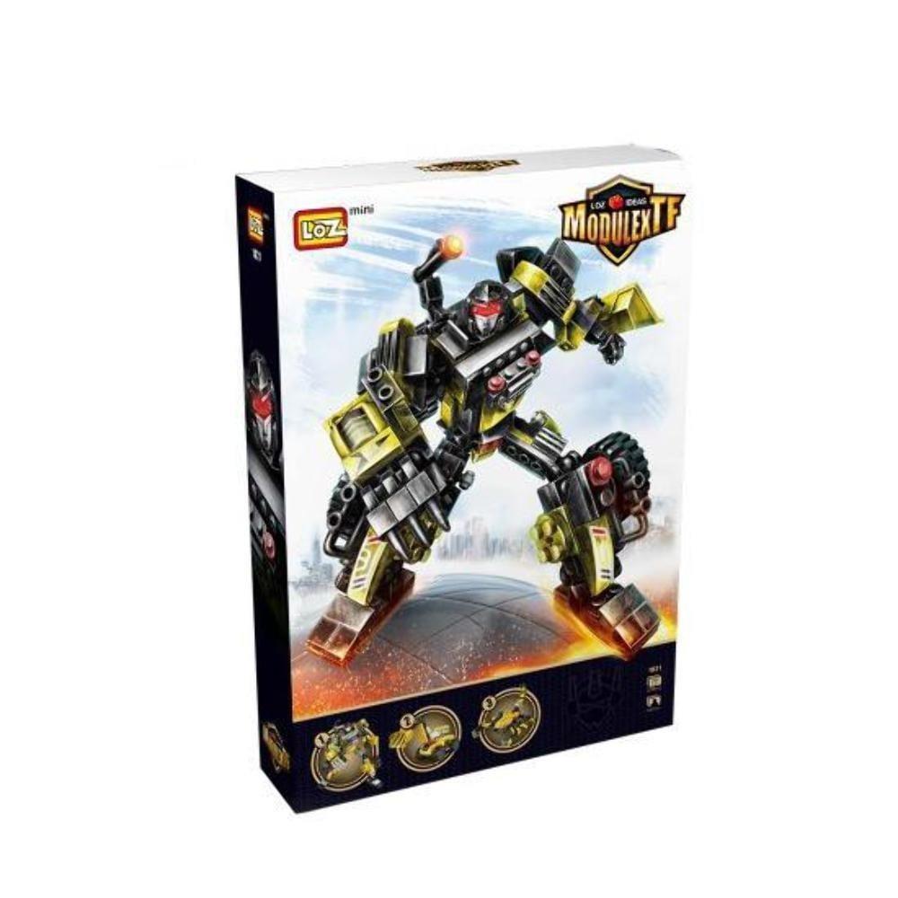 Loz Transformers Scorpion Diamond Building Nanoblocks Toy Fo
