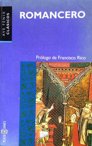 lozano, modesta (edicion) -  romancero, plaza janes, barcelo