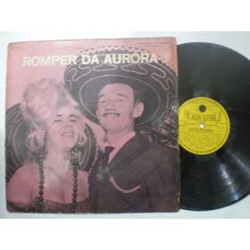 Lp - Zita Carrero / Romper Da Aurora / Paisagem Sertaneja