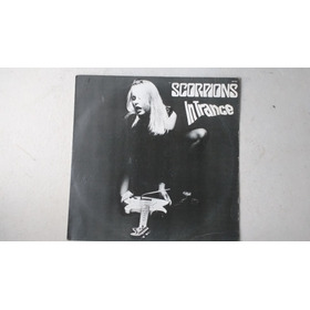 Lp  Scorpions - In Trance  Usado Com Garantia