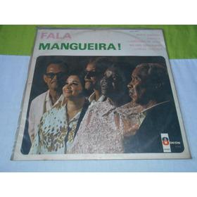 Lp / Vinil Fala Mangueira - Cartola, Clementina De Jesus