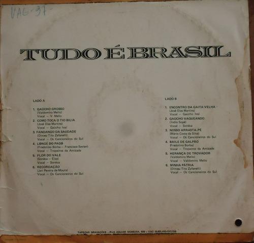 lp (015) gaúcho - tudo é brasil vol. 2
