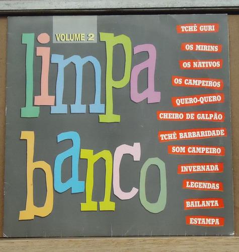 lp - (017) - gaúcho - limpa banco vol. 2