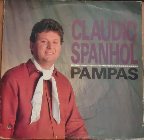 lp (019) gaúcho - claudio spanhol - pampas