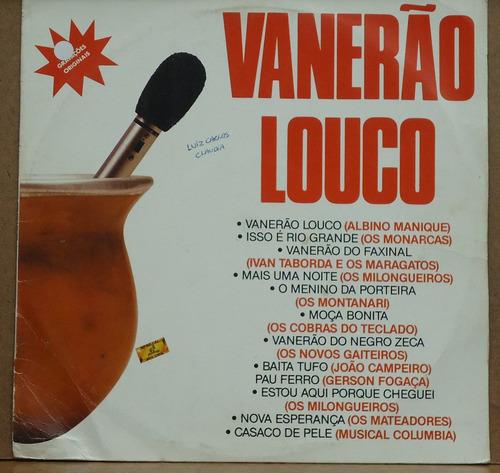 lp - (019) - gaúcho - vanerão louco