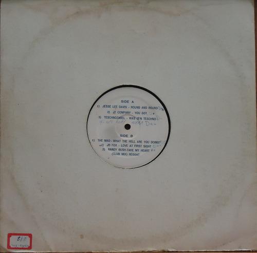 lp (030) dj's coletânea - top house dance vol. 7